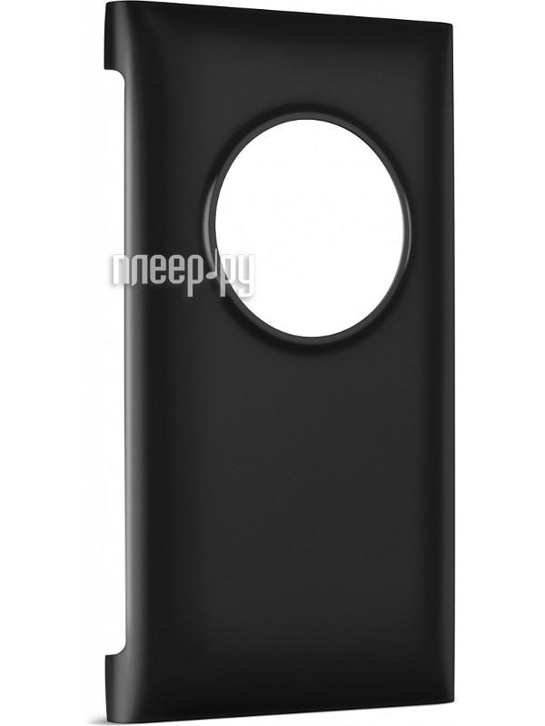 Аксессуар Чехол Nokia Lumia 1020 CC-3066 с функцией беспроводной зарядки Black  Pleer.ru  1642.000