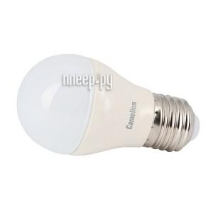 Купить Лампочка Camelion G45 6.5W 220V E27 3000K 560 Lm LED6.5-G45/830/E27