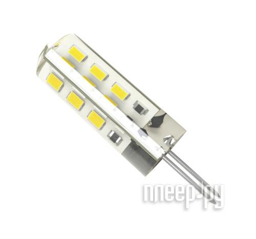 Лампочка X-Flash Finger XF-G4-24-S-1.5W-4000K-12V 45136  Pleer.ru  146.000