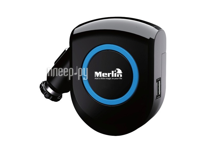 Зарядное устройство Merlin 8in1 Universal Mobile Charger - сетевое , автомобильное