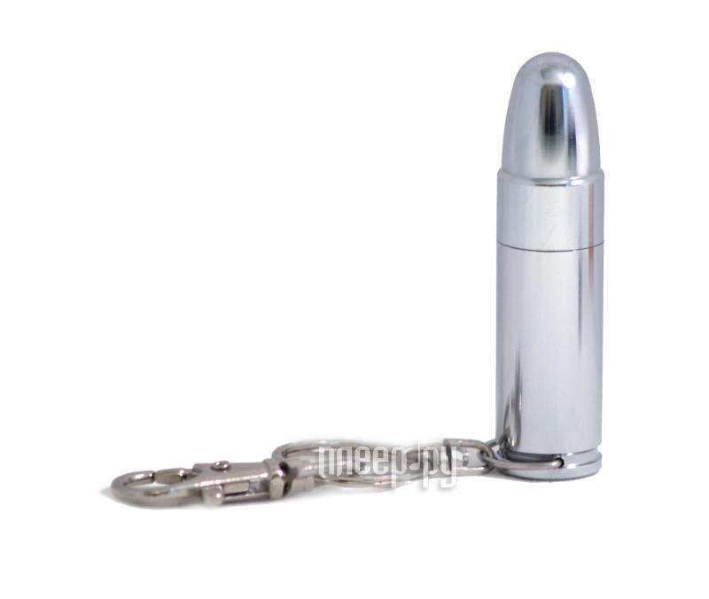 USB Flash Drive 32Gb - Союзмультфлэш Патрон Silver FM32WR2.14.SL