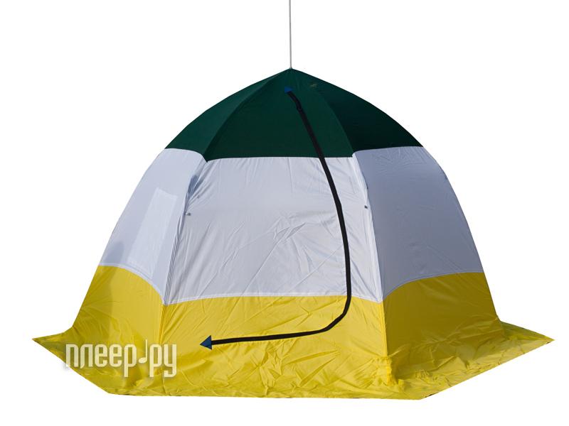 Палатка Trout Pro Ice Shelter 3-местная 68051  Pleer.ru  2937.000