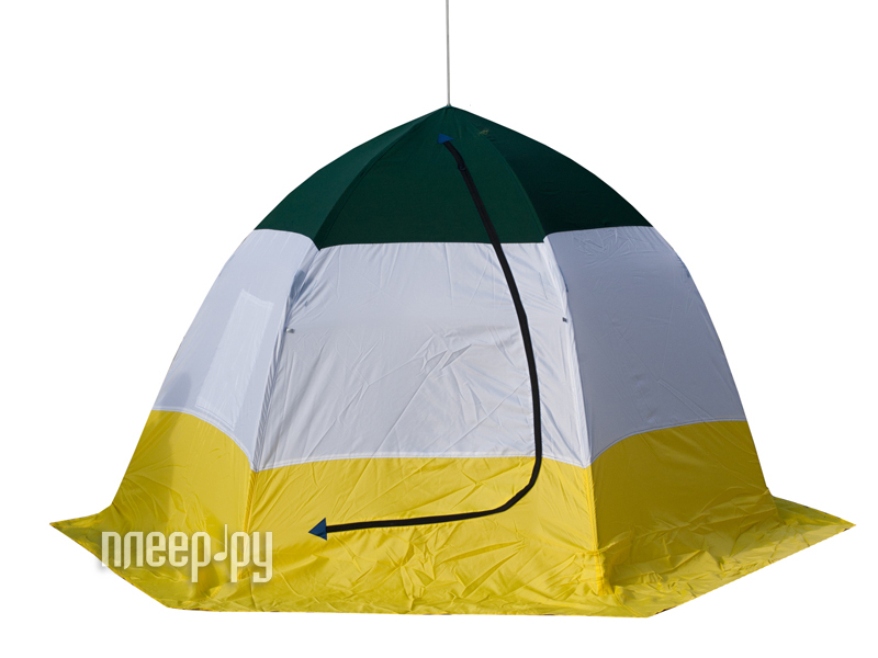 Палатка Trout Pro Ice Shelter 4-местная 68052  Pleer.ru  3588.000