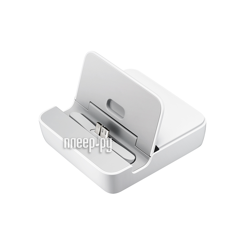 Аксессуар Док-станция Samsung GT-N9000 Galaxy Note 3 21 Pin EE-D200SNWEGRU White  Pleer.ru  1489.000