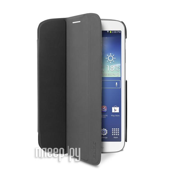 Аксессуар Чехол Samsung Galaxy Tab 3 8.0 SM-T310 PURO Zeta Slim Black GTAB38ZETASBLK  Pleer.ru  1200.000