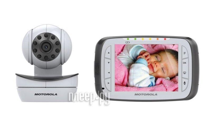 Видеоняня Motorola MBP 43  Pleer.ru  5598.000