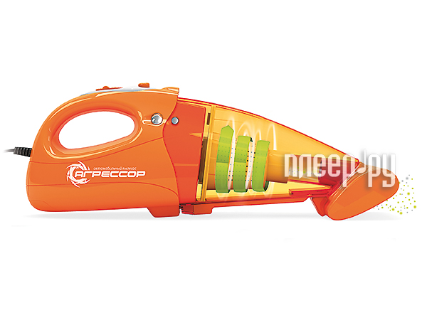 Пылесос Агрессор AGR 100 H  Pleer.ru  1191.000