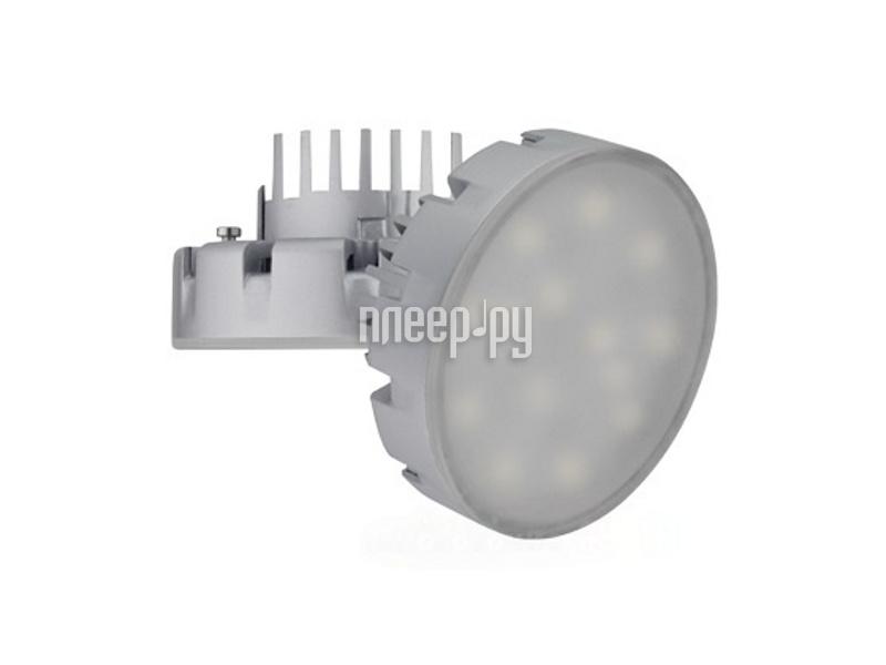 Лампочка Ecola LED 12.0W GX53 Tablet 220V 4200K с радиатором T5LV12ELC  Pleer.ru  319.000