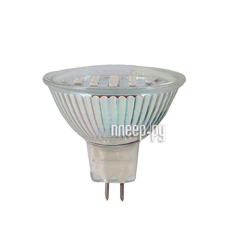 Лампочка Navigator NLL-MR16-1.8-12-3K-GU5.3 (теплый, 3000К)  Pleer.ru  130.000