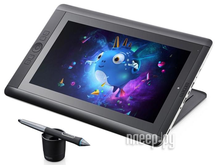 Графический планшет Wacom Cintiq Companion Hybrid 32Gb DTH-A1300H / DTH-A1300H-2  Pleer.ru  73047.000