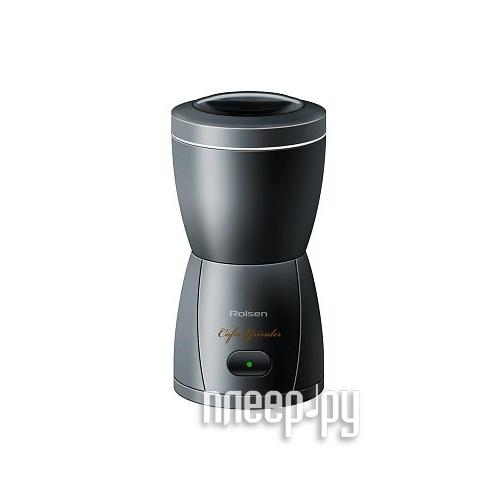 Кофемолка Rolsen RCG-150 Black  Pleer.ru  424.000