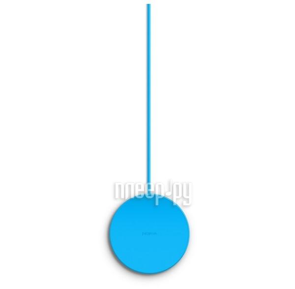 Зарядное устройство Nokia DT-601 Blue  Pleer.ru  1546.000
