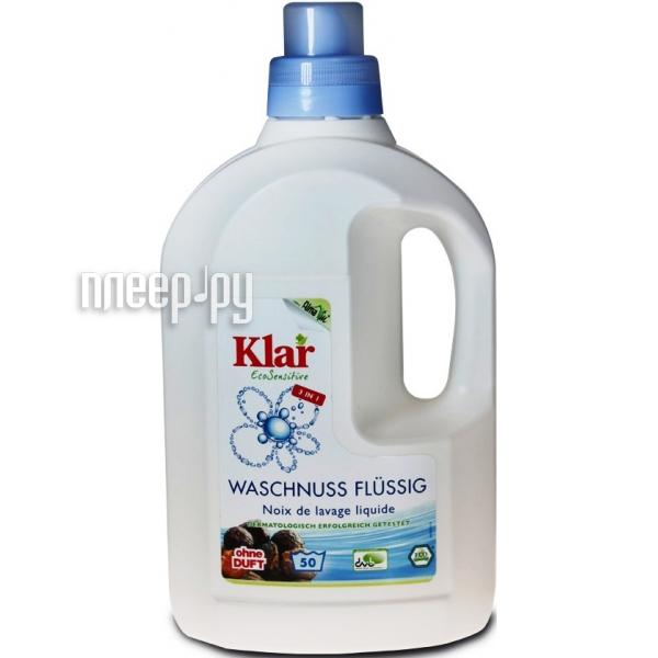 Средство KLAR жидкое на мыльном орехе  Pleer.ru  701.000