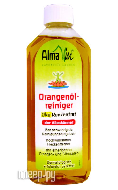 Средство AlmaWin чистящее на апельсиновом масле 0.5L  Pleer.ru  428.000