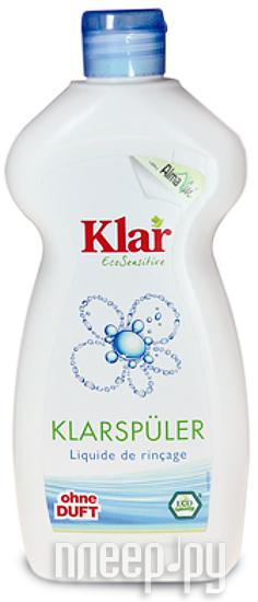 Средство KLAR ополаскиватель-блеск  Pleer.ru  301.000