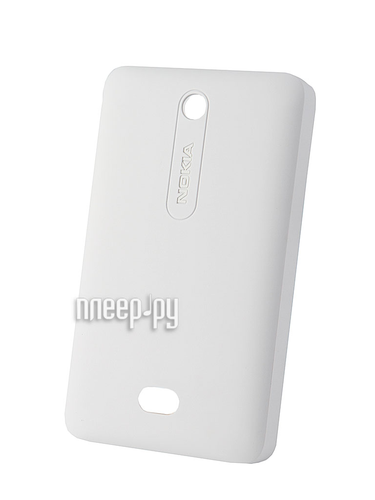 Аксессуар Сменная панель Nokia 501 Asha CC-3070 White  Pleer.ru  214.000
