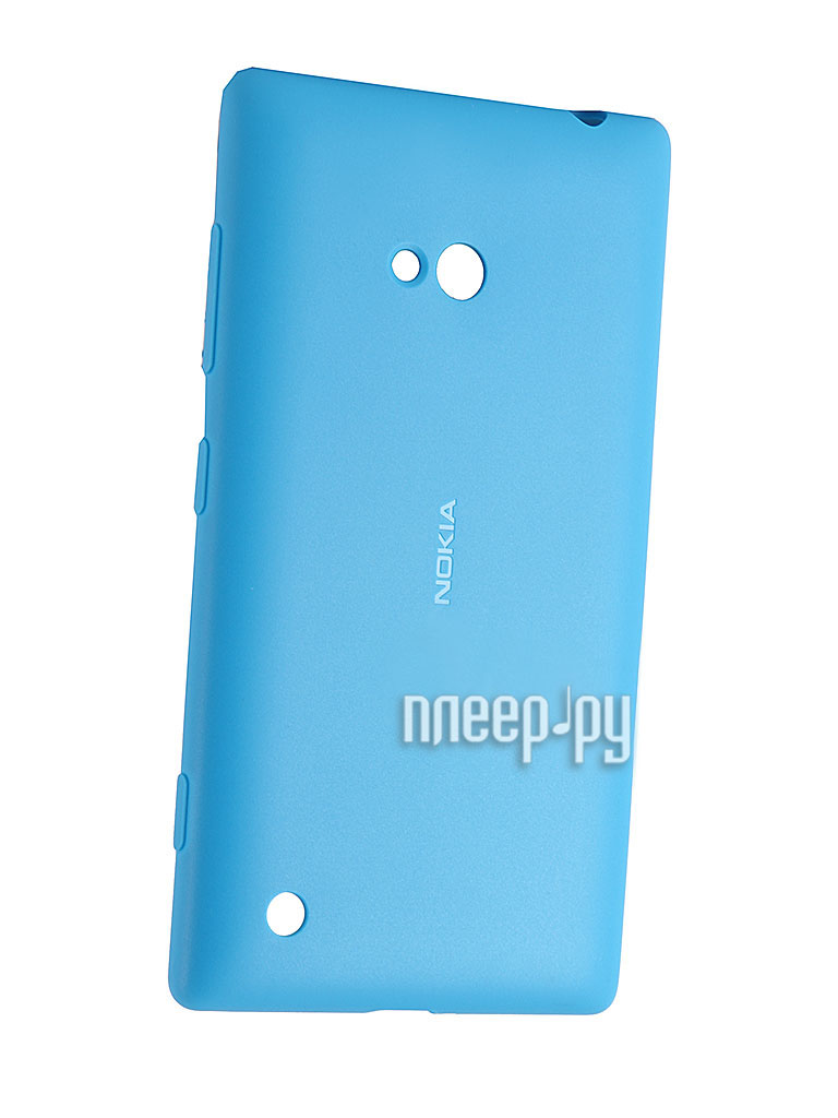Аксессуар Чехол Nokia 720 Lumia CC-1057 Blue  Pleer.ru  993.000