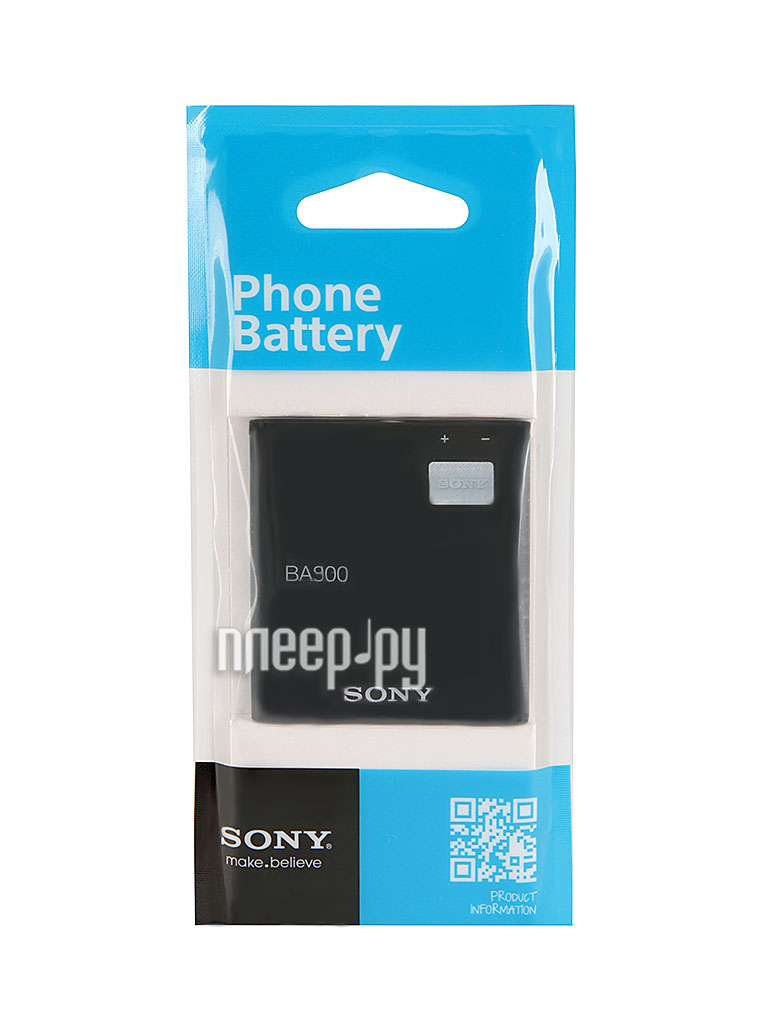 Аксессуар Аккумулятор Aksberry Sony Xperia TX / J / L BA900 1680mAh  Pleer.ru  115.000