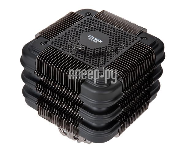 Кулер Zalman FX100 (Intel S775/S1150/S1155/S1156/S1356/S1366/S2011/AMD AM2/AM2+/AM3/AM3+/FM1/FM2)  Pleer.ru  2549.000