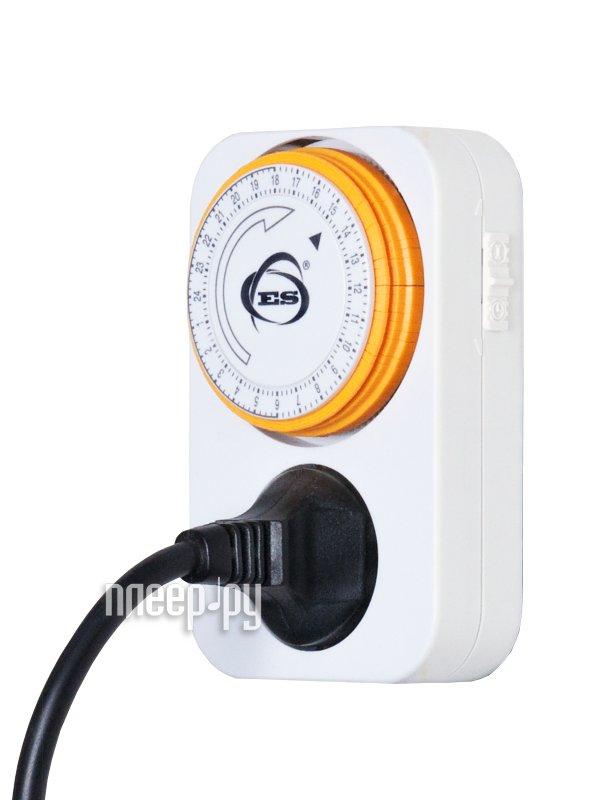 Таймер Elektrostandard TMH-M-1 IP20 розетка  Pleer.ru  248.000