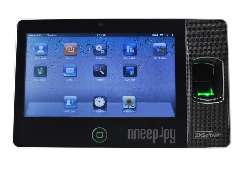 ZKTeco Biopad 100 - терминал учета рабочего времени  Pleer.ru  16011.000