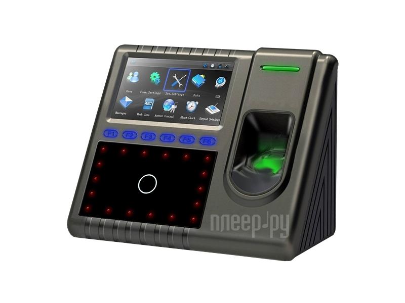 ZKTeco iFace 800 - биометрическая система контроля доступа и учета рабочего времени по геометрии лица  Pleer.ru  10150.000