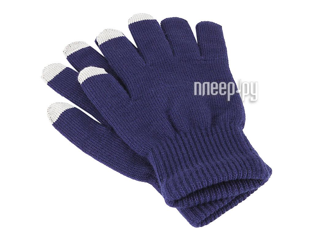 Теплые перчатки iGlover Classic Blue  Pleer.ru  699.000
