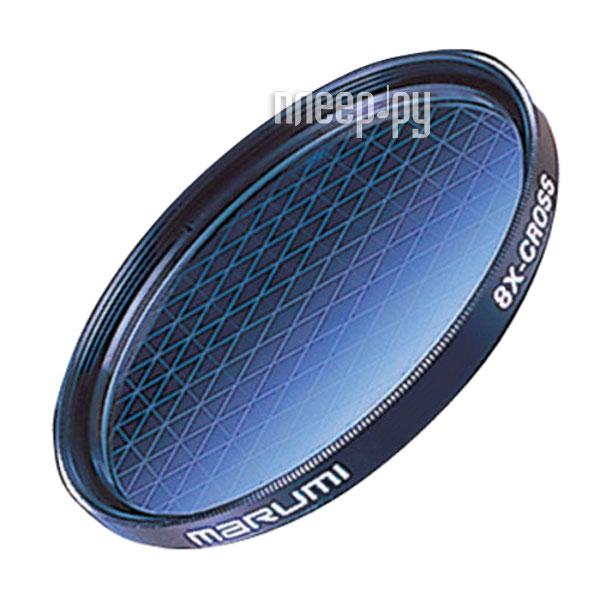 Светофильтр Marumi 8XCross 77mm  Pleer.ru  1109.000