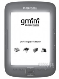 Gmini MagicBook T6LHD