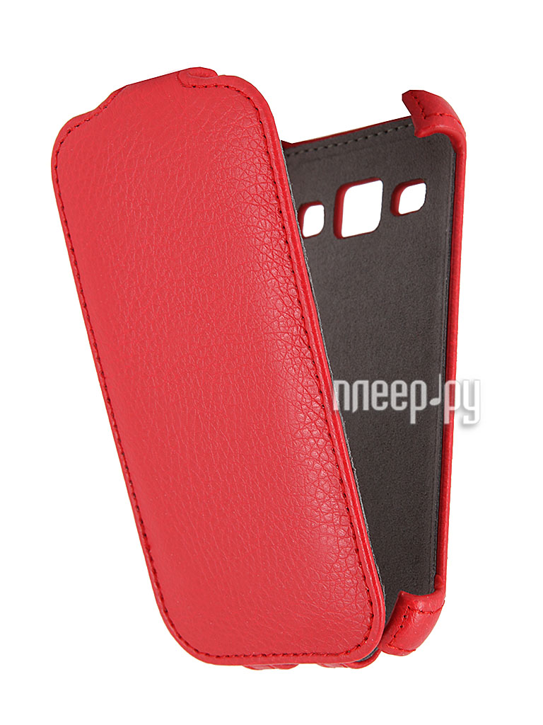 Аксессуар Чехол SamsungGalaxy Ace 3 S7270/S7272 Gecko Red  Pleer.ru  1029.000