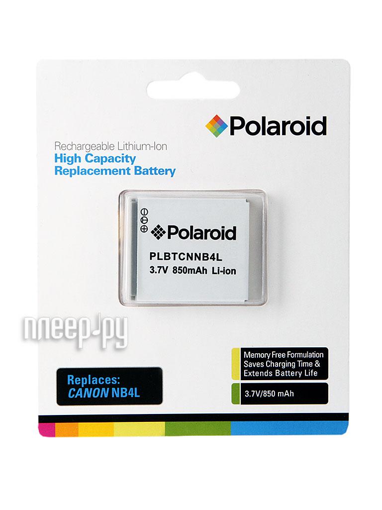Аккумулятор Polaroid NB-4L PLBTCNNB4L  Pleer.ru  537.000