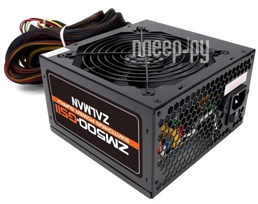 Блок питания Zalman ZM500-GSII 500W