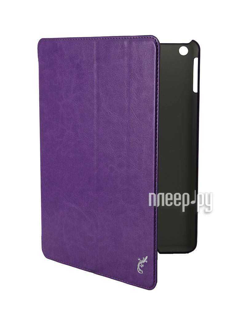 Аксессуар Чехол APPLE iPad Air G-Case Slim Premium Purple GG-209  Pleer.ru  1534.000