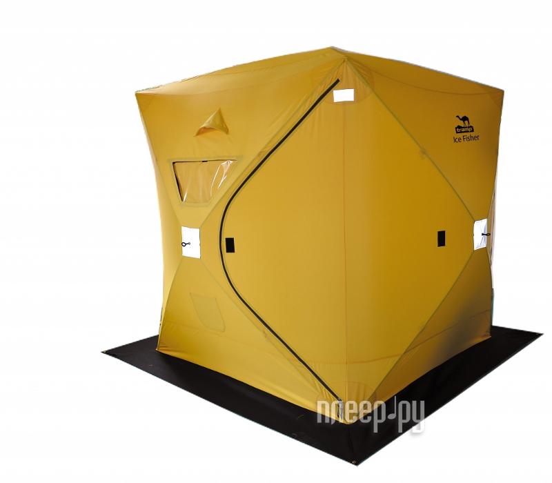 Палатка Tramp IceFisher 2  Pleer.ru  5384.000