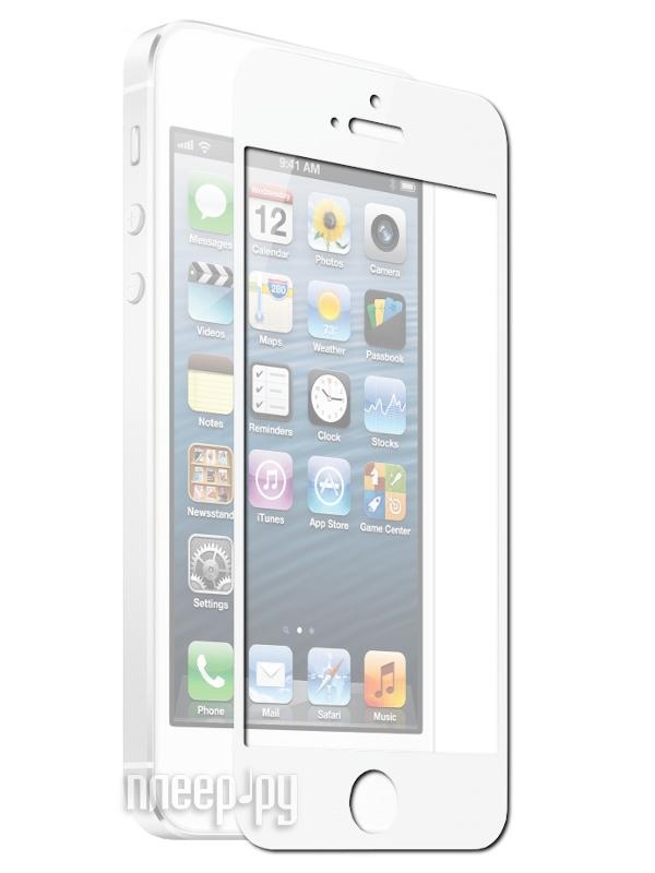 Аксессуар VIKS VSP-G100IP5 for iPhone 5 / 5S White  Pleer.ru  640.000