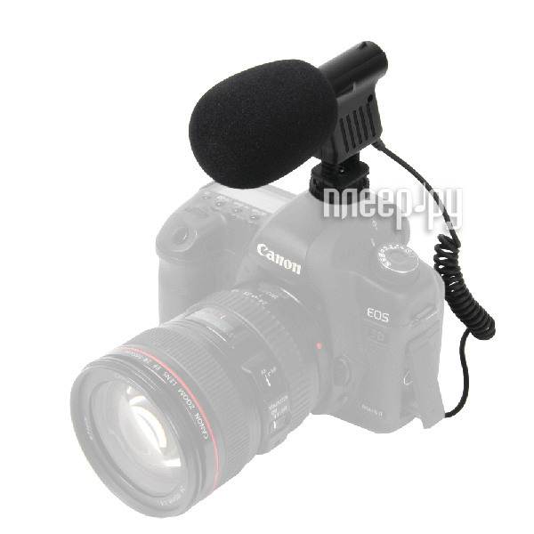 Микрофон Fujimi BY-VM01  Pleer.ru  1251.000
