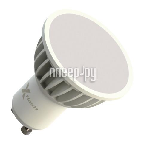 Лампочка X-flash XF-MR16-A-GU10-3W-4K-220V 44573  Pleer.ru  182.000
