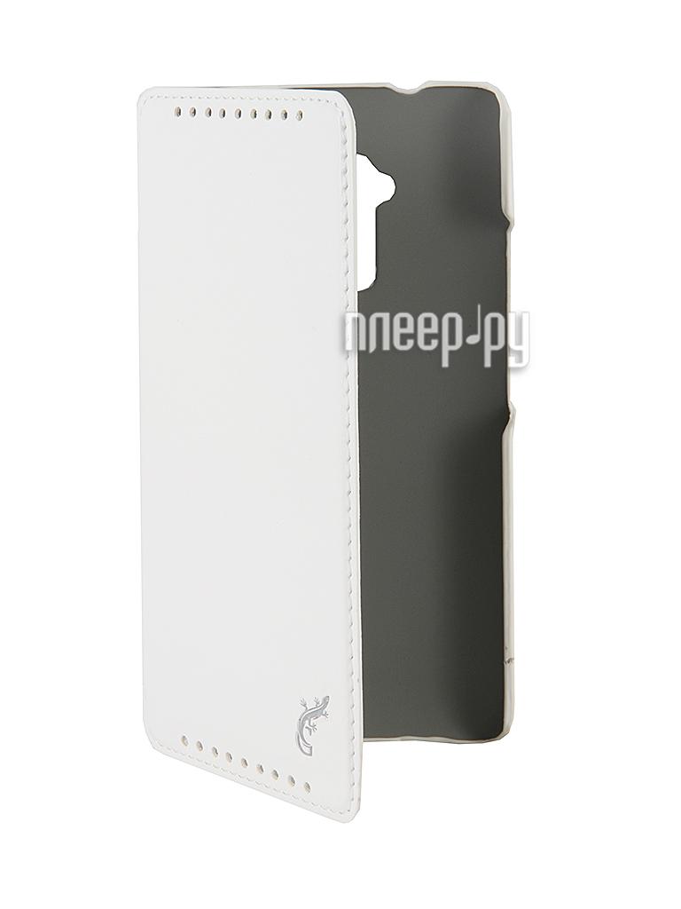 Аксессуар Чехол HTC 8088 One Max G-Case Slim Premium White  Pleer.ru  450.000