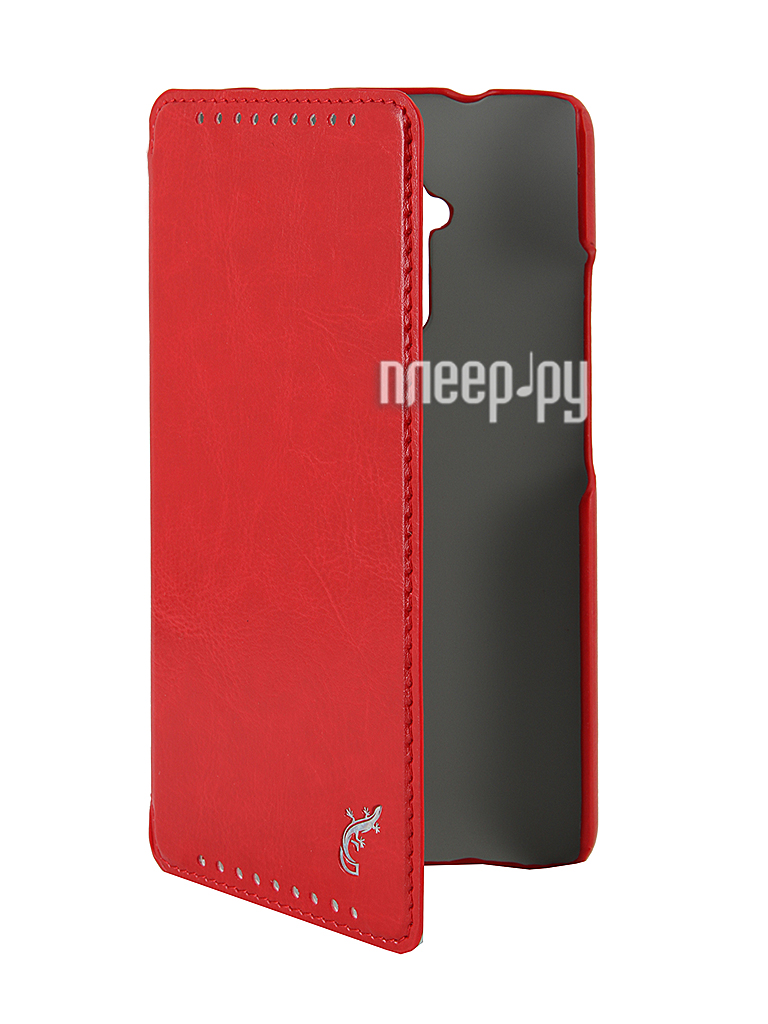 Аксессуар Чехол HTC 8088 One Max G-Case Slim Premium Red  Pleer.ru  450.000
