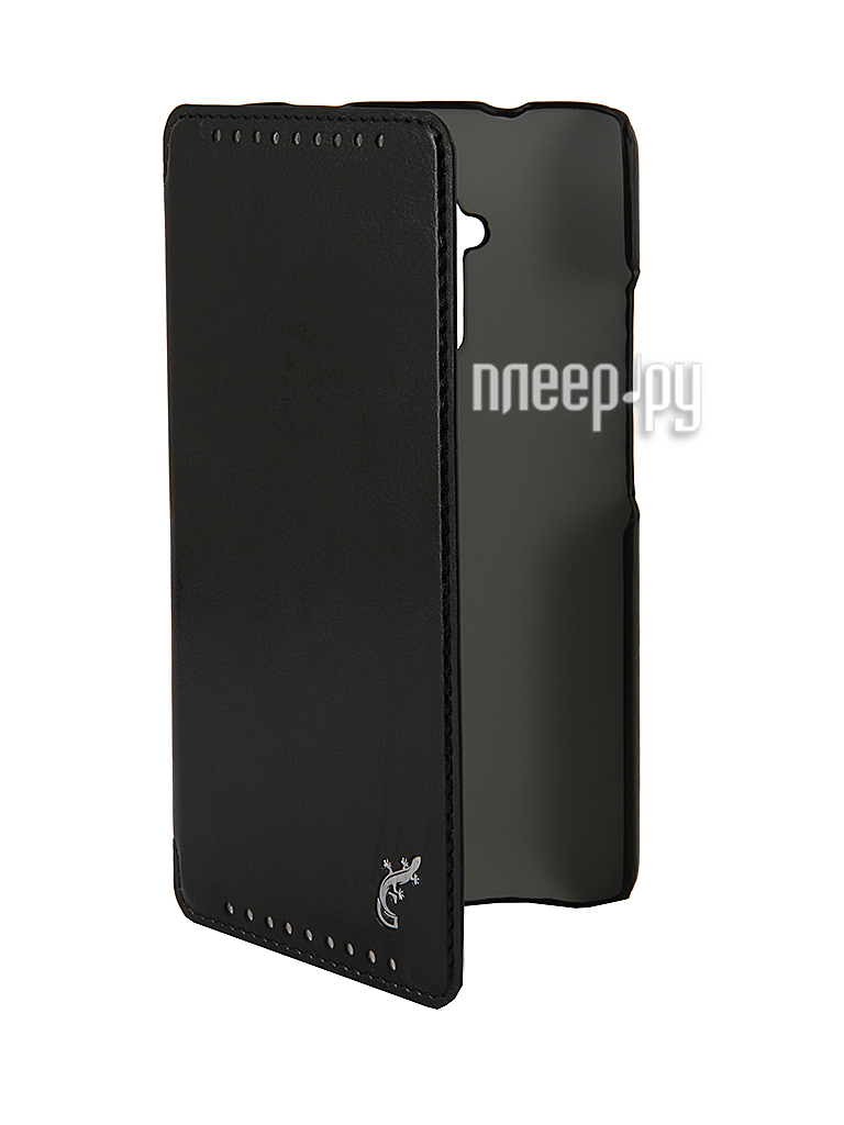 Аксессуар Чехол HTC 8088 One Max G-Case Slim Premium Black  Pleer.ru  450.000