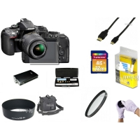 Nikon D5300 Kit AF-S DX 18-55 mm f/3.5-5.6G VR Black �������� �����!!! (�������� Nikon)