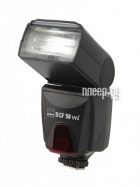Вспышка Doerr DCF-50 Wi Digital Power Zoom Flash Pentax / Samsung (D371053)