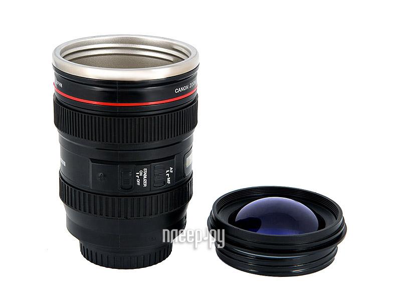 Кружка Foshan! Canon 24-105mm с крышкой-линзой 0612  Pleer.ru  800.000