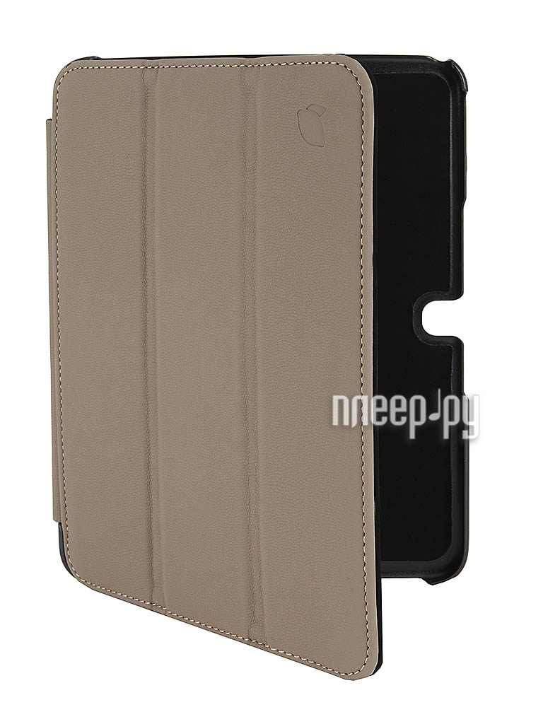 Аксессуар Чехол Galaxy Tab 3 10.0 P5200/P5210 Lemon Tree SlimFit Grey-Sand LT-21SA1006  Pleer.ru  577.000