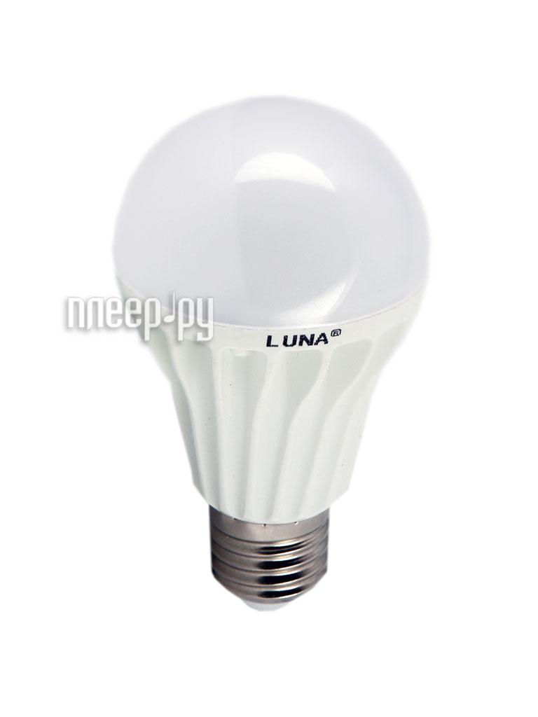 Лампочка LUNA LED G65 14W 3000K E27 60209  Pleer.ru  353.000