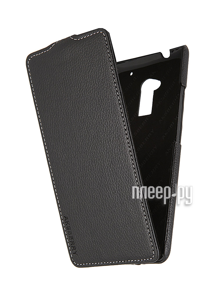 Аксессуар Чехол HTC One Max Aksberry Black  Pleer.ru  340.000
