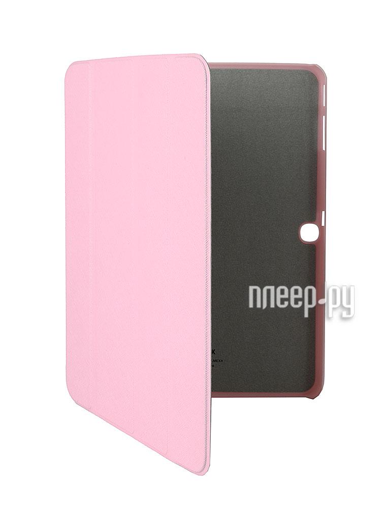 Аксессуар Чехол Galaxy Tab 3 10.0 P5200/P5210 Palmexx Smartbook Pink PX/SMB SAM Tab3 P5200 PIN  Pleer.ru  899.000