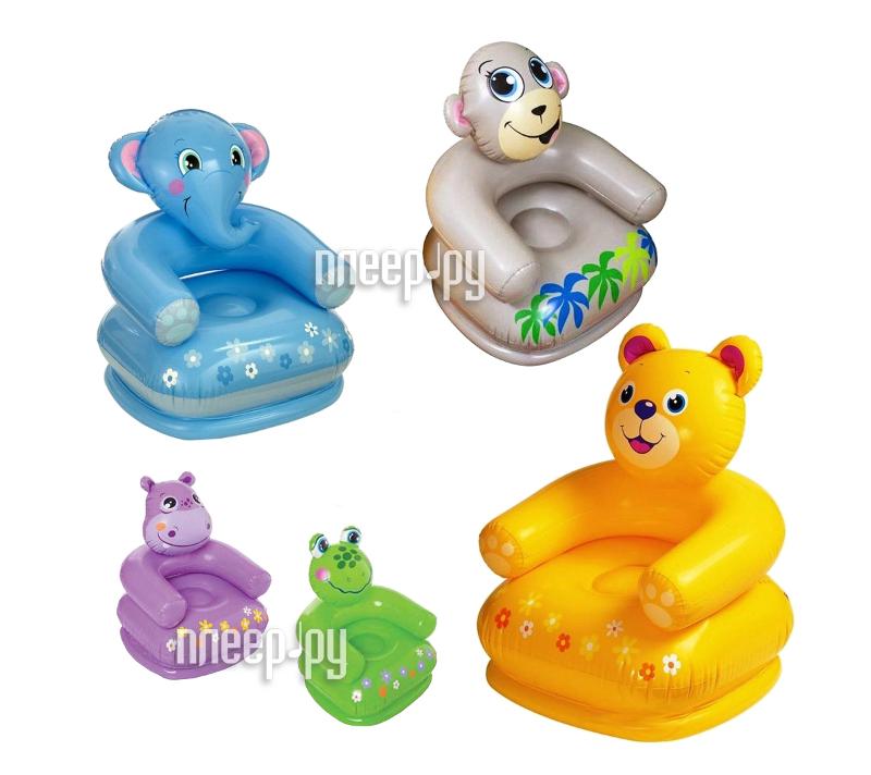Надувное кресло Intex Happy Animal 68556