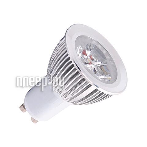 Лампочка Horoz Electric LED 3x1W GU10 6400K 220-240V GU103WH6400  Pleer.ru  104.000