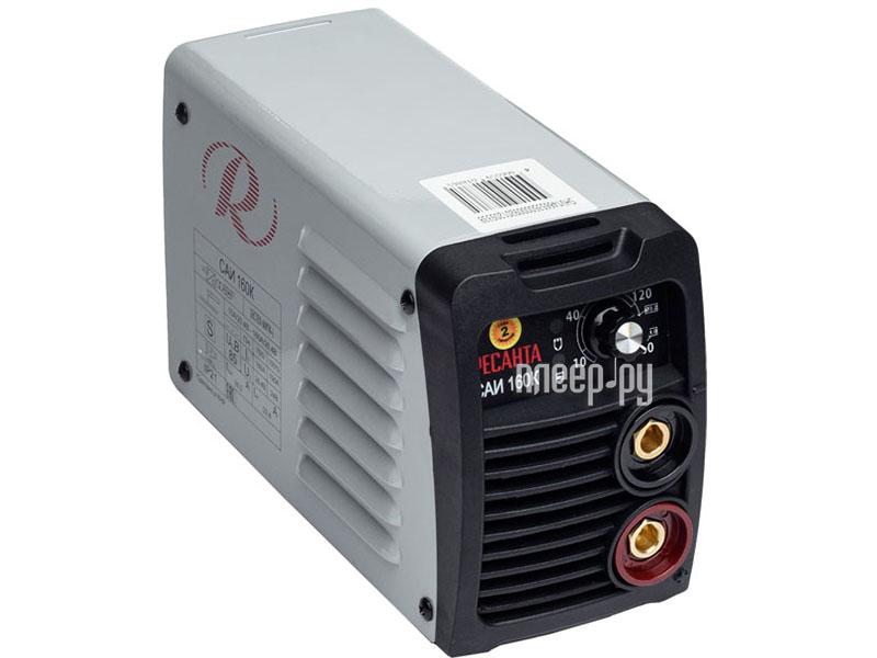 Сварочный аппарат Ресанта САИ 160К  Pleer.ru  4399.000